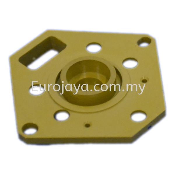 Custom Metal Fabrication CNC Machining Precision Parts Malaysia