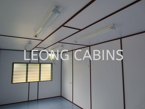 40' Steel Office Cabin