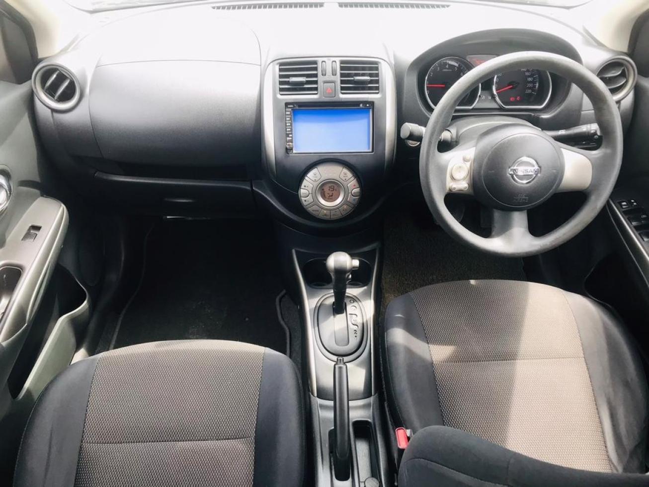 2013 Nissan ALMERA 1.5 V (IMPUL) (A)