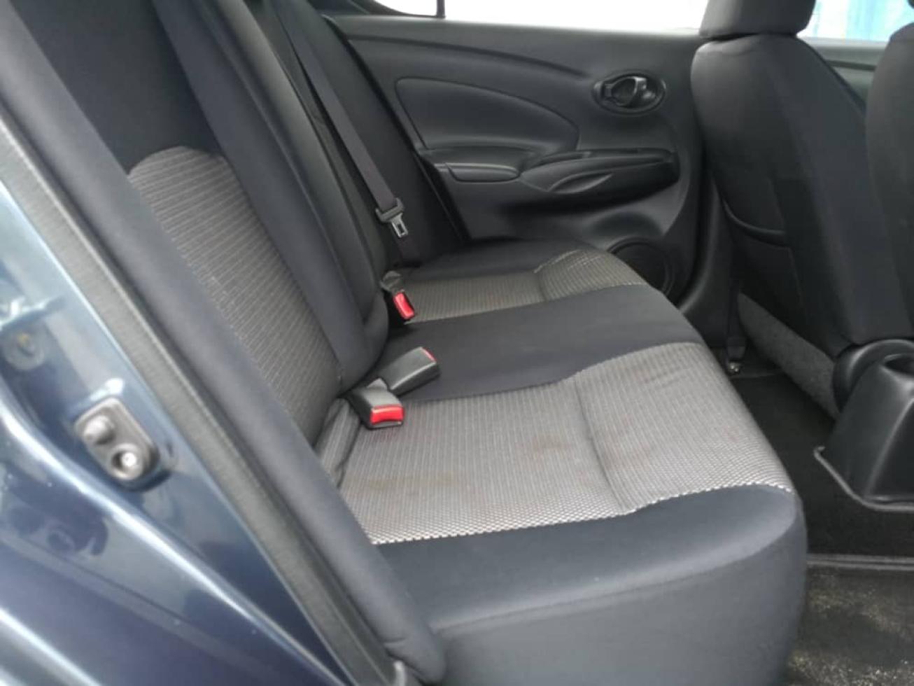 2015 Nissan ALMERA 1.5 E (NISMO) FACELIFT (M)