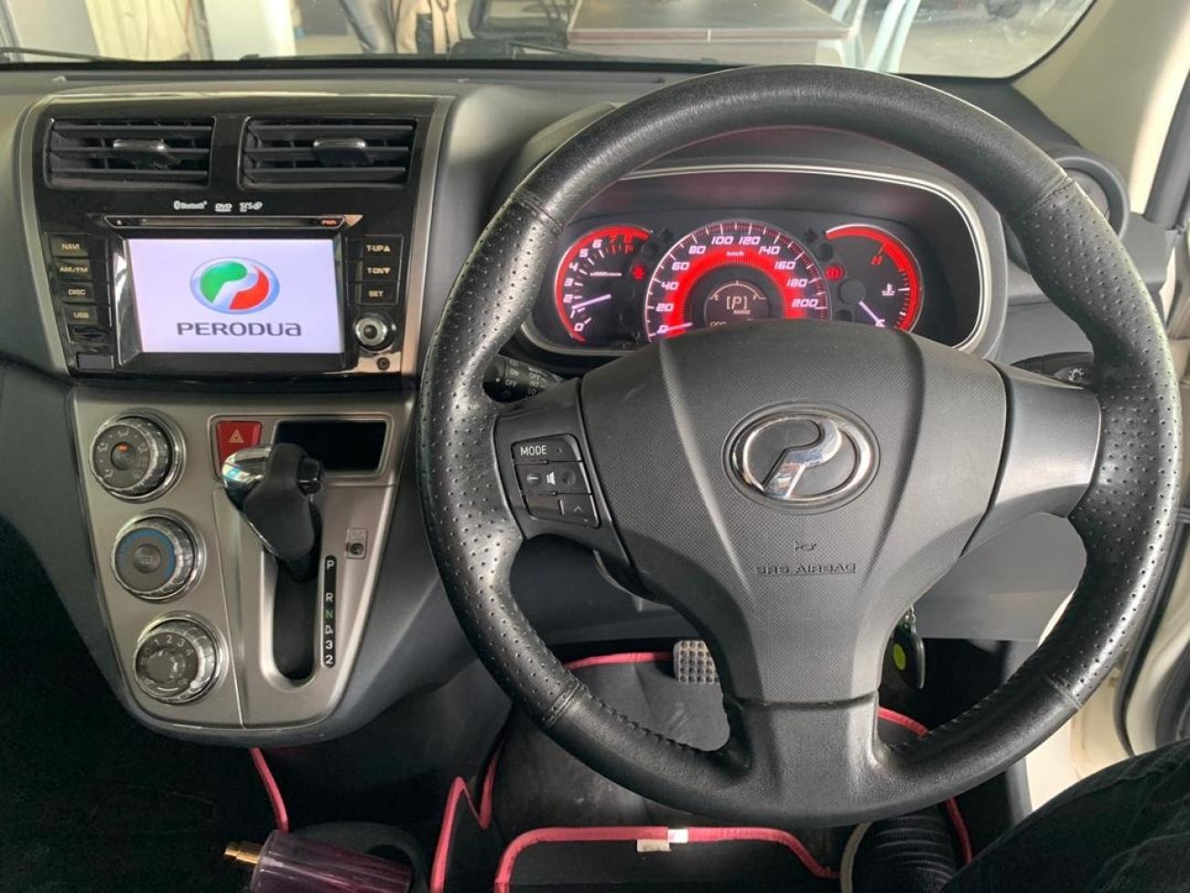 2012 Perodua MYVI 1.5 SE ZHS (A) FULL LOAN