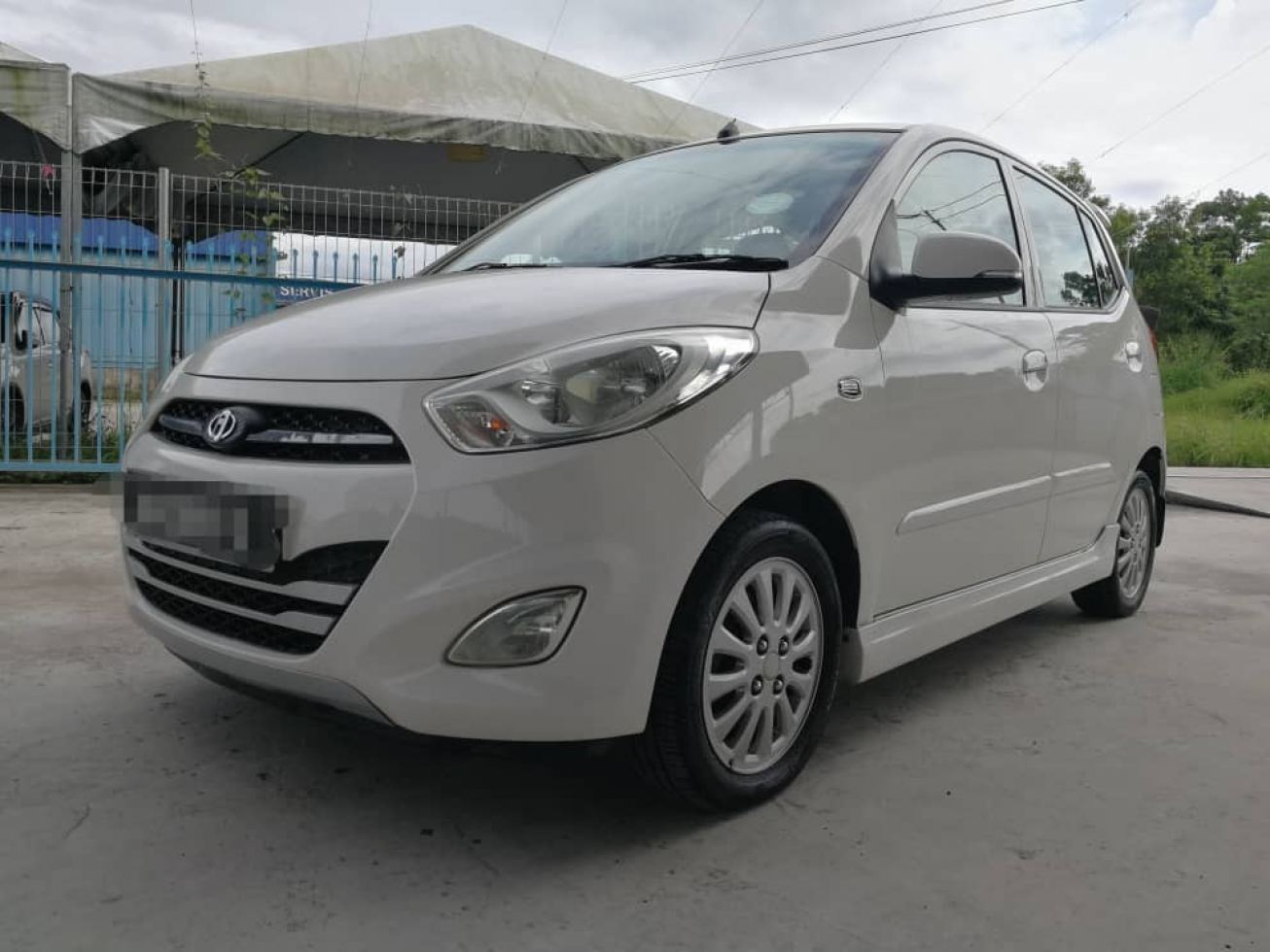 2014 Inokom I10 1.2 KAPPA HIGH SPEC FACELIFT (A)