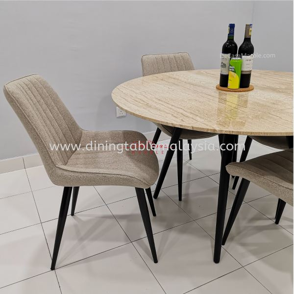 Majestic Dining Table | Nuvalato | 6 Seaters
