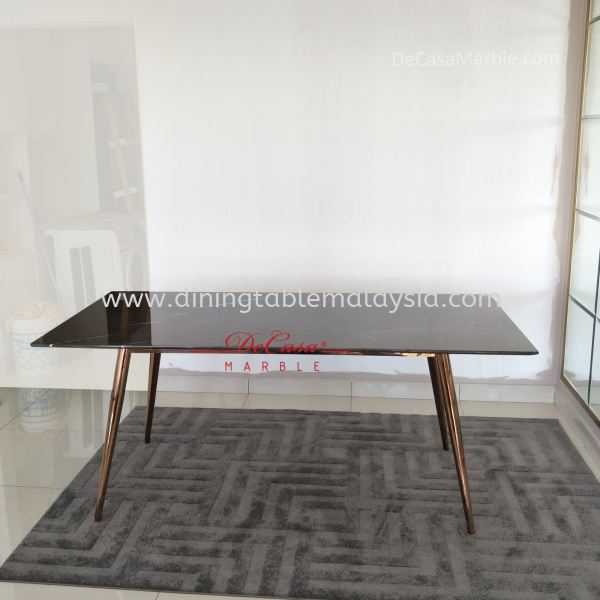 Modern Marble Table | Pietra Grey | 6 Seaters