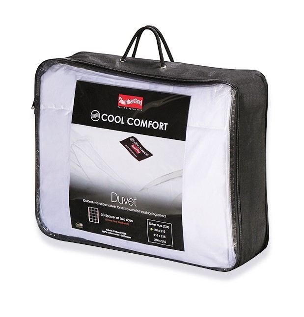 Cool Comfort Supersoft Duvet Queen Size