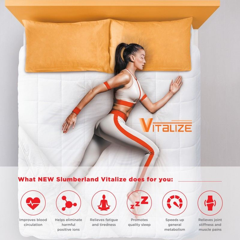 Vitalize 1 Queen Size