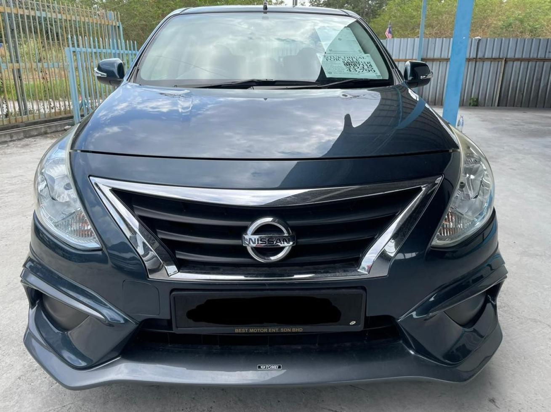 2015 Nissan ALMERA 1.5 E (NISMO) (A)