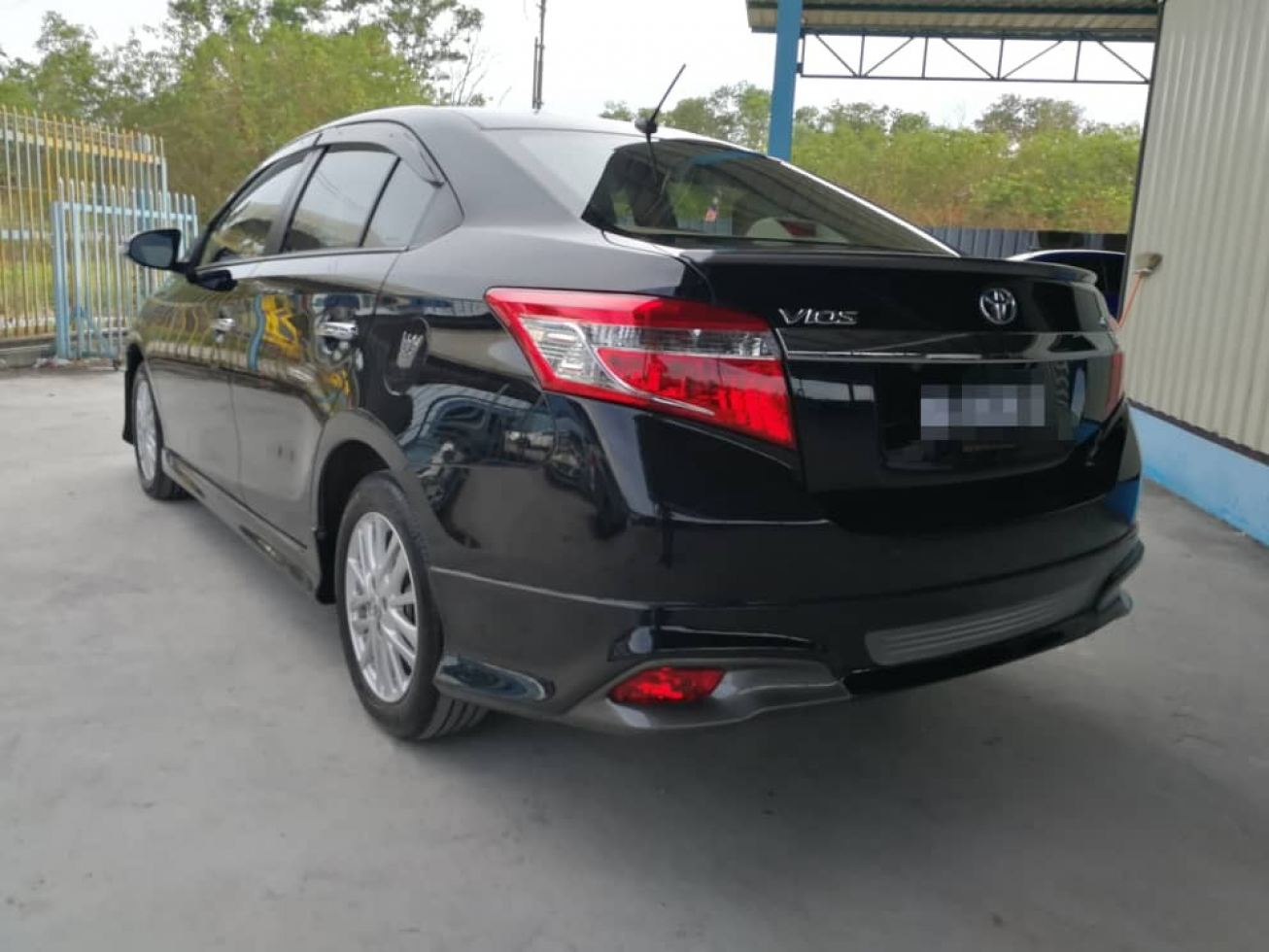 2014 Toyota VIOS 1.5 G (A) Tip Top condition