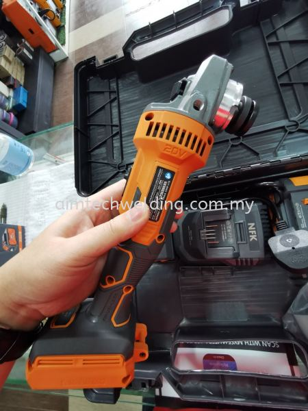 NFK LITHIUM-ION ANGLE GRINDING