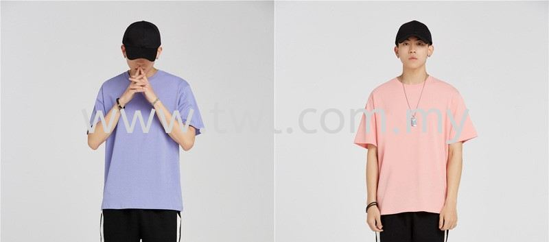 TS016 Roundneck 32S/ Double Yarn
