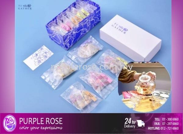 Free Gift Option2:A box of Tégather flower tea(5 tastes & benefits)|免费赠品选项2:Tégather香花茶一盒(附5种口味与功效)
