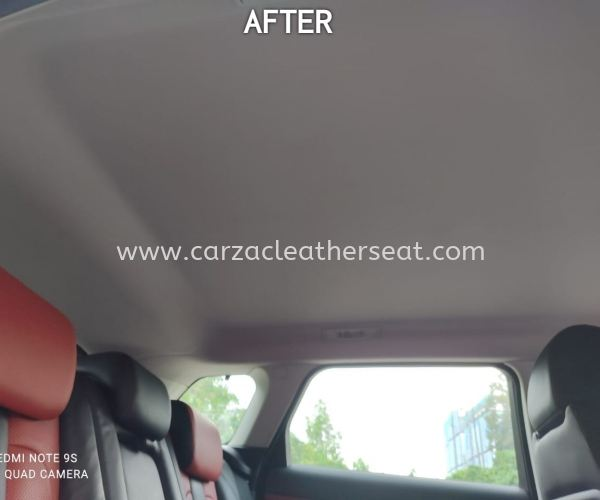 RANGE ROVER ROOF LINER COVER REPLACE