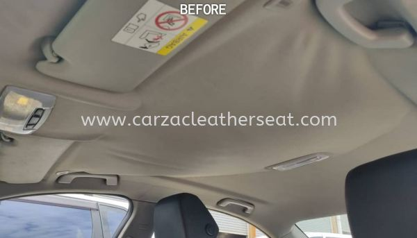 BMW F30 ROOF LINER COVER REPLACE