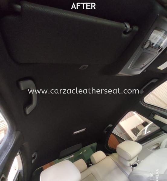 BMW F10 ROOF LINER//HEADLINER/BUMBUNG BALUT