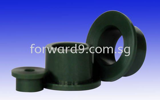 Rubber Bushing Rubber / Silicone Polymer Coating      (PU/ Rubber etc) Singapore Supplier, Manufacturer, Supply, Supplies | Forward Solution Engineering Pte Ltd
