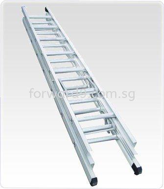 Triple Extension Ladder Ladder Ladder / Trucks / Trolley Material Handling Equipment Singapore Supplier, Manufacturer, Supply, Supplies | Forward Solution Engineering Pte Ltd