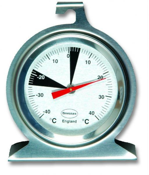 Stainless Steel Dial Freezer/Fridge Thermometer - 50mm Brannan Instrumentation & Measuring equipment  Selangor, Malaysia, Kuala Lumpur (KL), Shah Alam Supplier, Suppliers, Supply, Supplies | TechHaus Sdn Bhd