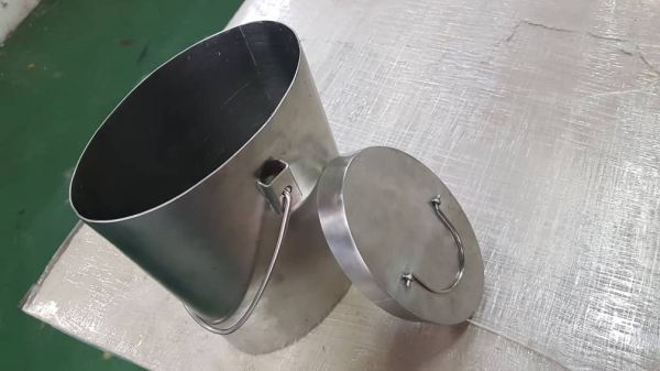 Stainless Steel Bin Fabrication Parts Singapore Services | Brown Metal Engineering Pte Ltd