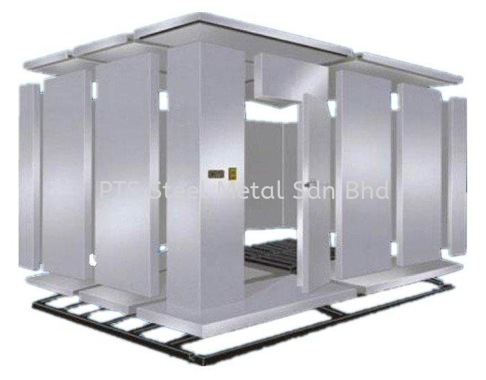 COLD ROOM Cool Room Selangor, Malaysia, Kuala Lumpur (KL), Seri Kembangan Supplier, Suppliers, Supply, Supplies | PTS Steel Metal Sdn Bhd