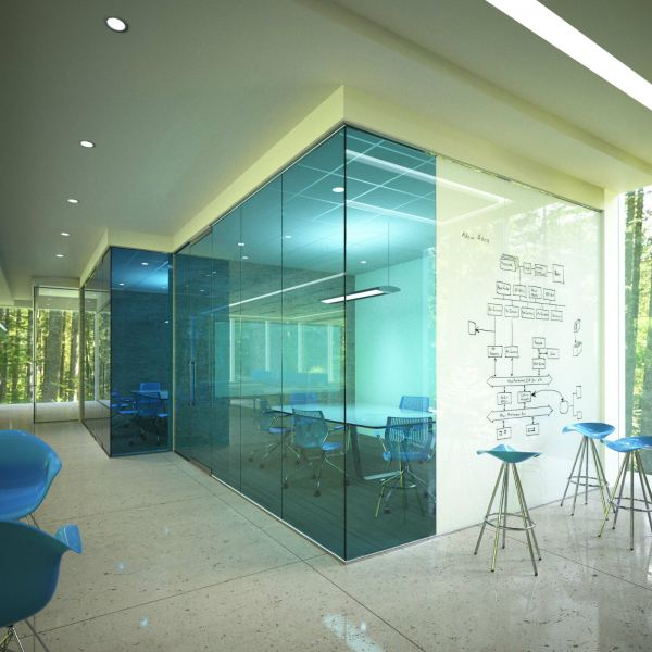 Tinted_Glass_Office_large Frosted film  Malaysia, Selangor, Kuala Lumpur (KL), Seri Kembangan Supplier, Suppliers, Supply, Supplies   Aimsure Office System Sdn Bhd