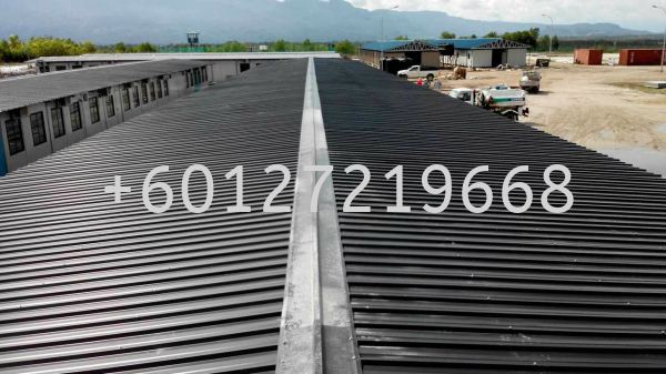 Roofting installation CABIN & PRE-FABRICATED HOUSE Malaysia, Johor Bahru (JB), Pasir Gudang Manufacturer, Supplier, Supply, Supplies | AMP POWER HOLDINGS SDN BHD