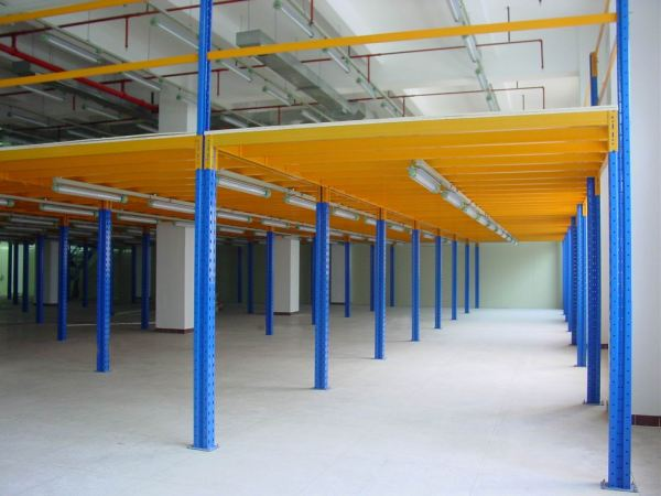 Rack Supported Mezzanine Floor Heavy Duty Rack Racking System Selangor, Malaysia, Kuala Lumpur (KL), Shah Alam Supplier, Suppliers, Supply, Supplies | PMY Handling Solution