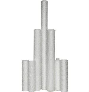 Polypropylene Yarns Filter Series Small T Water Filter Filter Series Johor, Malaysia, Simpang Renggam Supplier, Suppliers, Supply, Supplies | Megatrend Hub Sdn Bhd