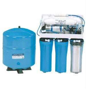 AL-850 50GPD Undersink RO System (Standard) Household Reverse Osmonics System Reverse Osmosis Systems Johor, Malaysia, Simpang Renggam Supplier, Suppliers, Supply, Supplies | Megatrend Hub Sdn Bhd