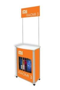 Aluminum Sampling Slim Booth (TSB2) Portable Booth System Selangor, Malaysia, Kuala Lumpur (KL), Subang Jaya Supplier, Suppliers, Supply, Supplies | A Top Station Enterprise (M) Sdn Bhd