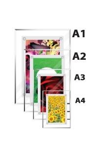 Crystal Light Frame A4_A3_A2_A1_A0 (LBC)