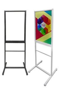 Poster Standee (SP-6) Easel Stand  Menu Stand & Human Standee Selangor, Malaysia, Kuala Lumpur (KL), Subang Jaya Supplier, Suppliers, Supply, Supplies | A Top Station Enterprise (M) Sdn Bhd