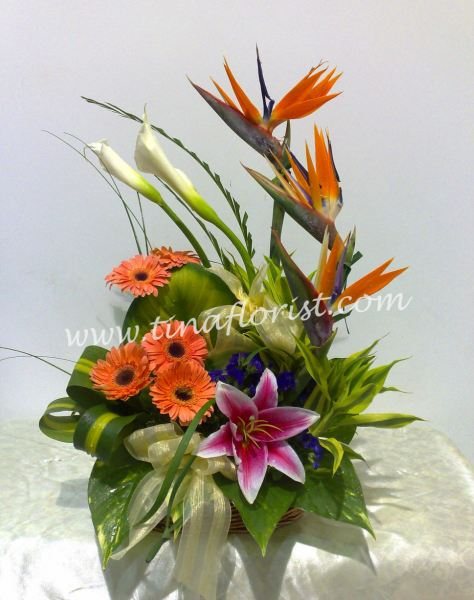 TF 018 鲜花 桌子的排列   Supplier, Suppliers, Supply, Supplies | Tina Floral Art Academy