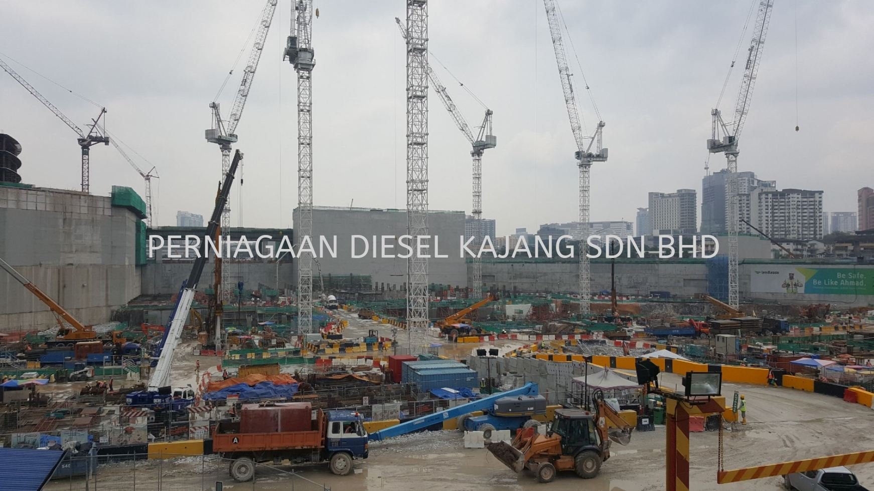 SUPPLY DIESEL MALAYSIA