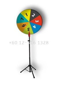 Wheel of Fortune Stand (SFW80)