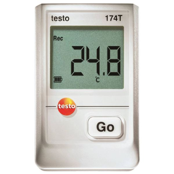 Testo 174 T - Mini Temperature Data Logger [Delivery: 3-5 days] Data Loggers Data Loggers / Monitoring System Kuala Lumpur (KL), Malaysia, Selangor Supplier, Suppliers, Supply, Supplies   Muser Apac Sdn Bhd