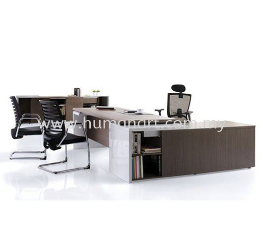 MACTIQ DIRECTOR TABLE (41THK mm) MACTIQ Director and Manager Table Kuala Lumpur (KL), Malaysia, Selangor Supplier, Suppliers, Supply, Supplies | Human Art Office System