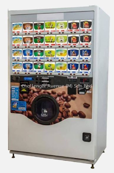 Vending Machine Cleaner (Food Grade)