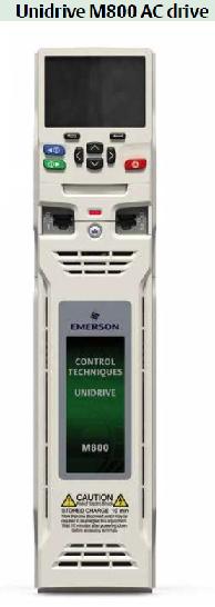 Control Techniques AC Drive, Unidrive M800