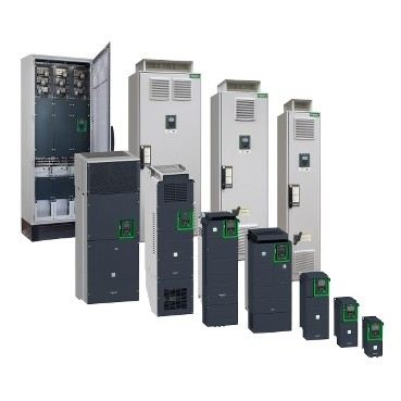 Schneider Electric Variable Speed Drives Altivar Process ATV900