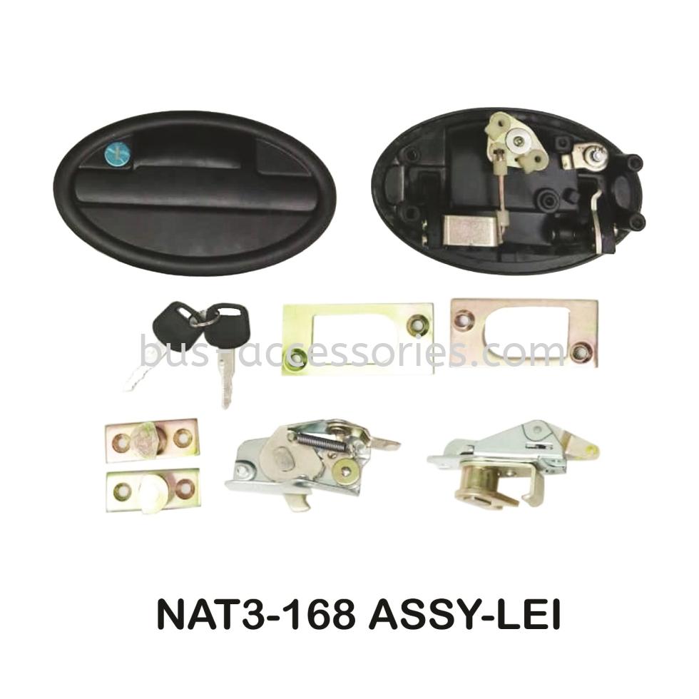 LUGGAGE LOCK LL-168