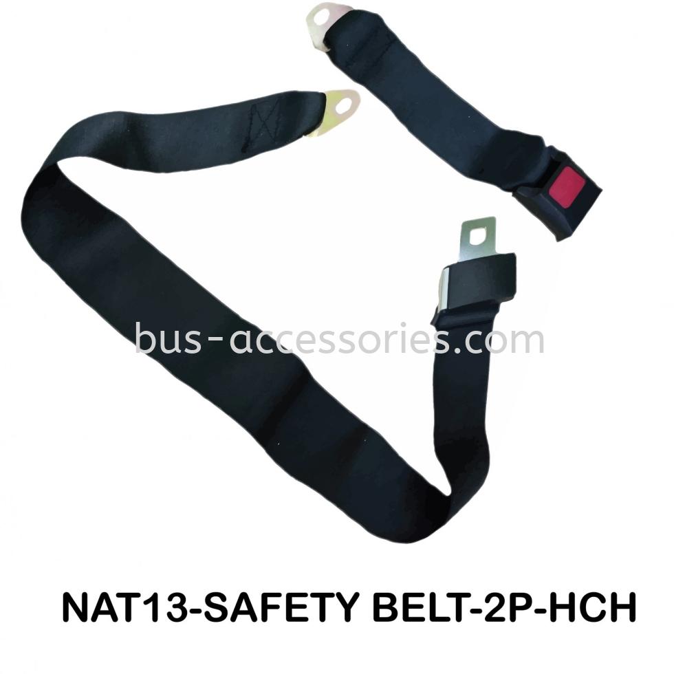 SAFETY BELT 2POINT (MANUAL)