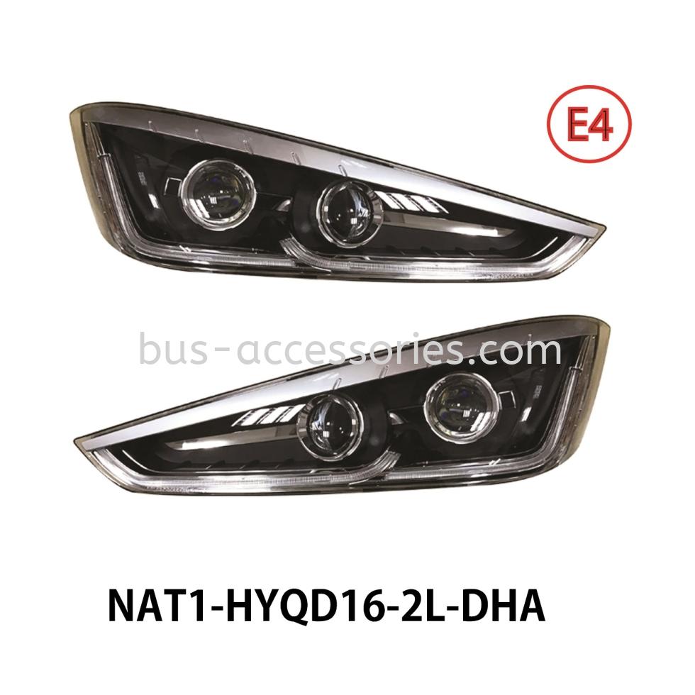 BUS HEAD LAMP (L-R)-DHA-10
