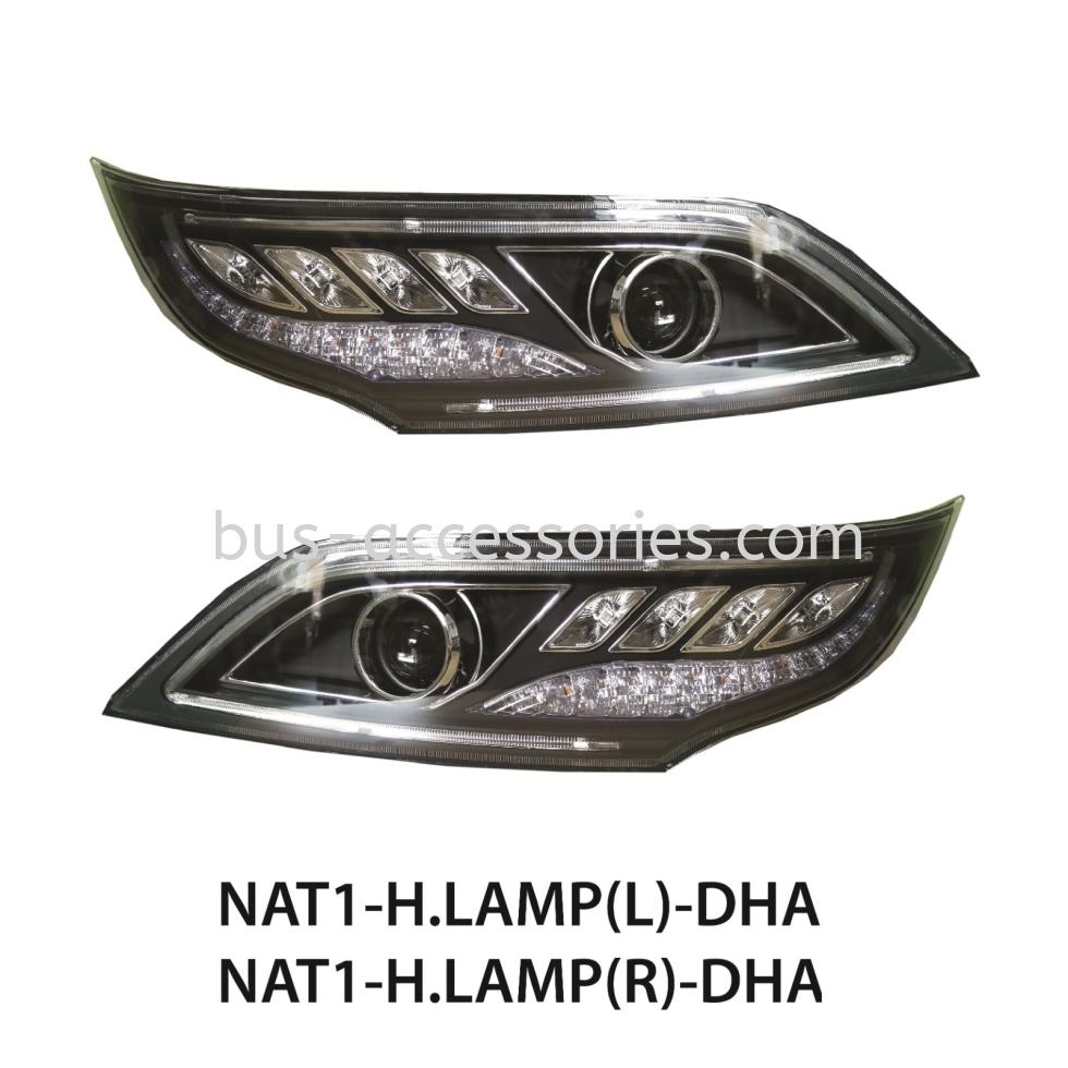 BUS HEAD LAMP (RIGHTLEFT)1