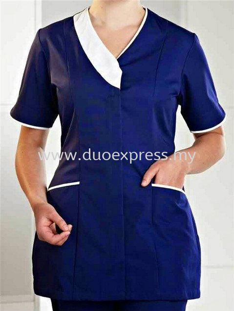 Medical Scrub Uniform 015