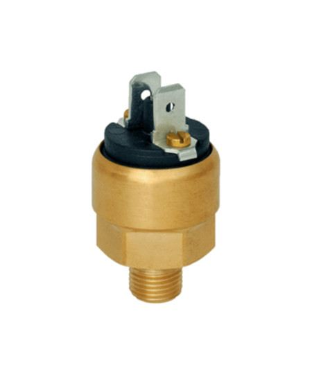 Miniature Switch with NO or NC contact, 0.5 ... 10 Bar