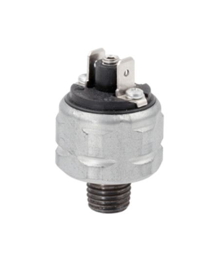 Miniature Switch with NO or NC Contact, 0.2...10 Bar