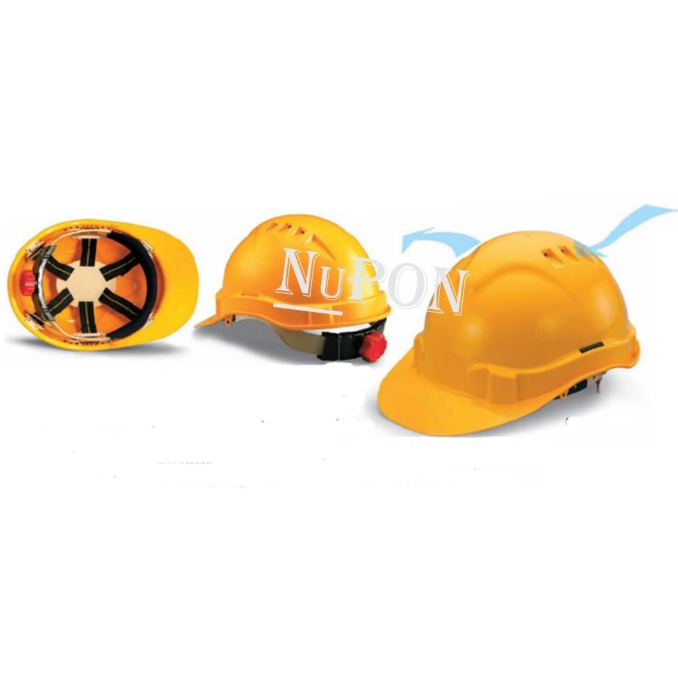Advantage 2 - Stealth Lock Safety Helmet