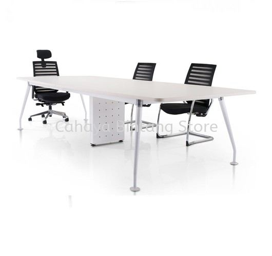 EXIA CONFERENCE TABLE C/W EPOXY BASE