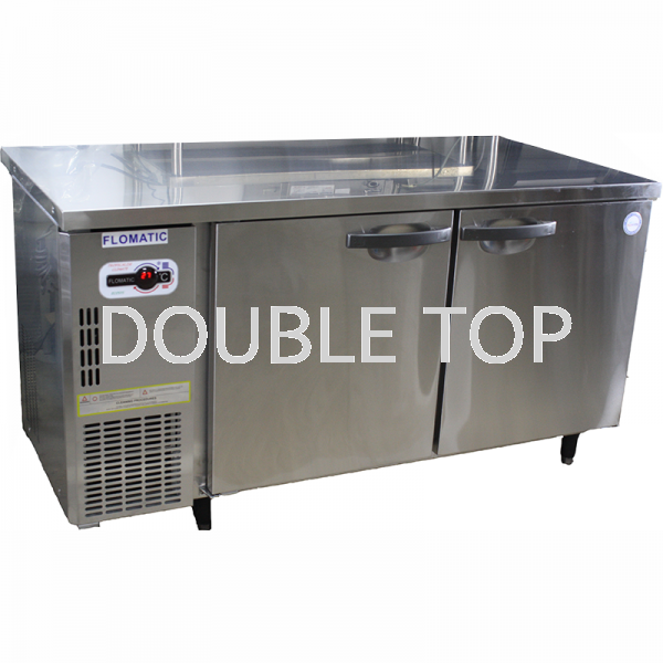 Undercounter Refrigerator Commercial Cooling Equipment Penang, Malaysia, Jelutong, Simpang Ampat Supplier, Suppliers, Supply, Supplies   Double Top Trading Sdn Bhd