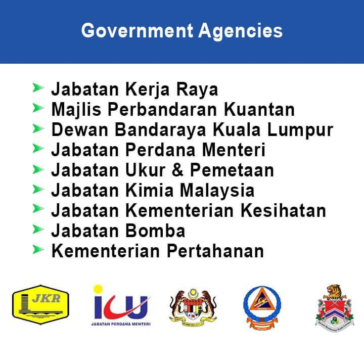 Government Agencies Malaysia Kuala Lumpur Kl Selangor Supplier Suppliers Supply Supplies Micromate Industries Sdn Bhd